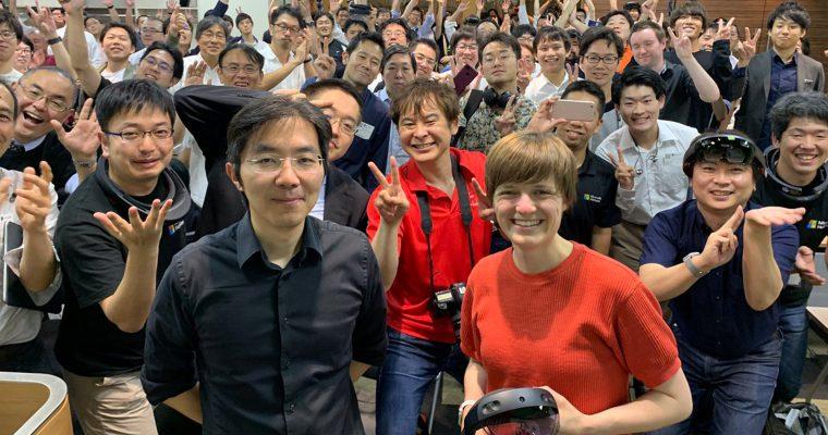 Tokyo HoloLens Meetup, July 2019