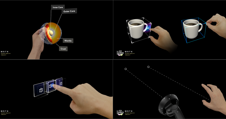 MRTK 101 / FAQ: How to use Mixed Reality Toolkit Unity for Basic Interactions